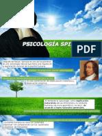 Psicología Spinoziana