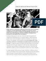 Arte, Medicina y La Mujer en La Pgm