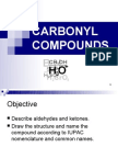 Matriculation Chemistry ( Carbonyl Compound )