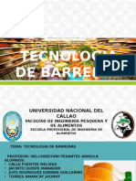 Tecnologia de barrera