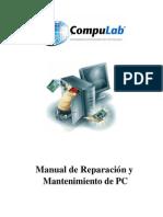 Manual de Reparacion y Mantenimiento Pc Escritorio