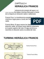 Turbo Cap 4 Turbinas Francis
