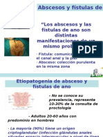 Absceso y Fsitula