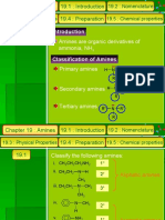 Matriculation Chemistry ( Amines ) part 1