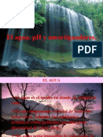 Clase 2 Agua y Tampones Ph