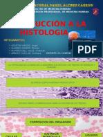 Introduccion a La Histologia