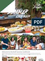 Kick Off Your Summer Cookbook