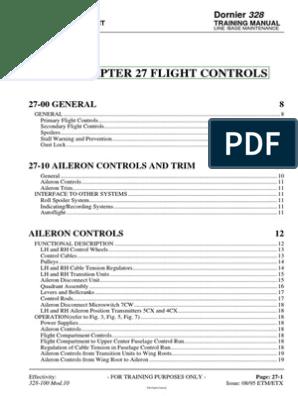 Ata Chapter 27 Flight Controls | Flight Control Surfaces ... on