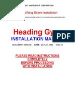 Gyro Install