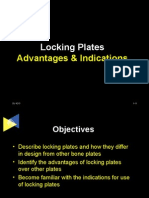 (4)Locking Plates - Advantages & Indications 1-11