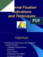 (9)External Fixation Indications and Techniques(BONATUS)
