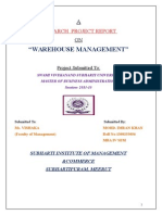 147188913-Warehouse-Management.doc