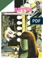 V de Vendetta #01