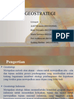 Geo Strategi