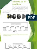 Funcionamiento de Los Neumáticos y Materialees