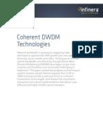 Infinera Coherent Tech