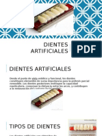 Dientes Artificiales