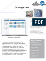 iPad Classroom Management Software