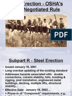 Steel Erectio