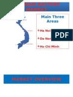Vietnam Battery Market - 2012