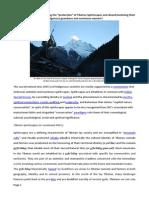 Is Conservation Destroying Tibetan Spiritscapes-V2