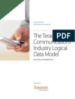 Teradata Communications Industry Data Model