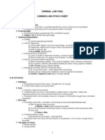 Criminal Law - Fairfax - Common Law Attack Sheet_3