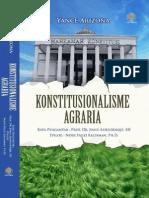 Konstitusionalisme Agraria