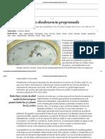 No a La Obsolescencia Programada _ Economía _ EL PAÍS