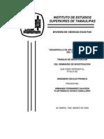 Aplicaciones VHDL