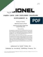 lionel trains complete schematics