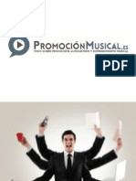 Industria musical - Management - Manager ¿qué es eso?