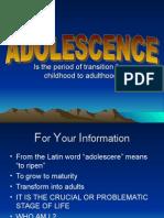 Tle Adolescence