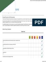 Microsoft Dynamics NAV Comparison Tool Staging
