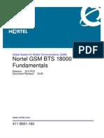 GSM BTS 18000 Fundamentals