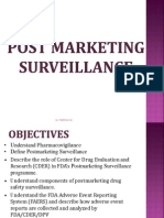 Post Marketing Surveillance Ppt