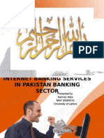 Internet Banking Services in Pakistan Banking Sector