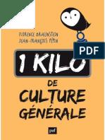 1 Kilo de Culture Generale