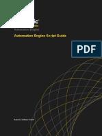 Automation.engine UC4 SCRIPT GUIDE En