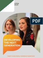 Learning n Dev Y Generation CIPD Report