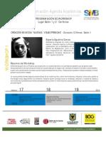 Workshop SIMB 2010 - Salones de Corferias (2)-1