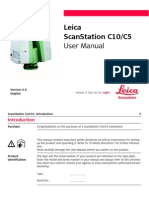 ScanStation C10-C5 UserManual En
