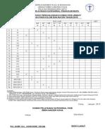 Jadwal Ibadah Perkunjungan PKB Ke Kolom Dan Rayon