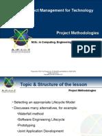 q Pmt 03 Project Methodologies