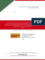 Los Proyectos de Aprendizaje Interdisciplinarios en La Formación Docente