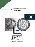 NSA Anonyme Sur Le Net