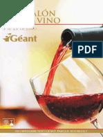Salon Vinos Géant 2015 Uruguay