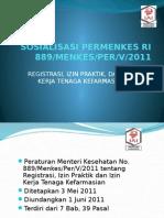 Permenkes 889 IAI