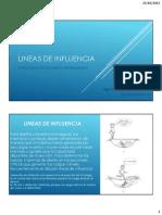 ANALISIS Estructural - Linea de Influencia