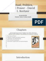 Ritual, Politics, And Power - David I. Kertzer